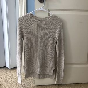 Abercrombie & Fitch Tan Sweater